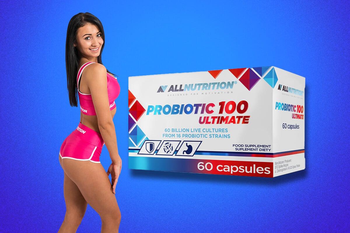 probiotyk allnutrition
