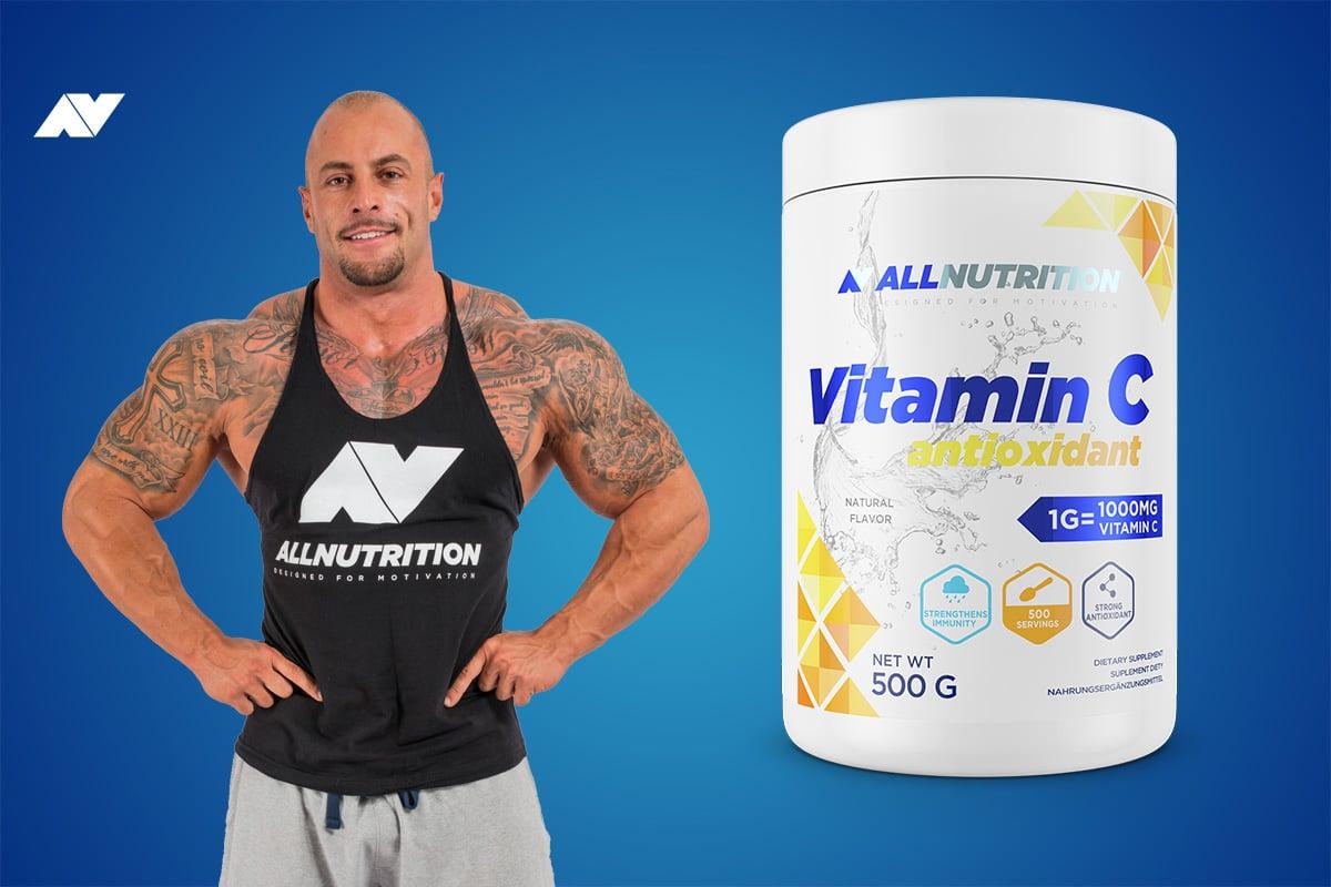 witamina C testosteron